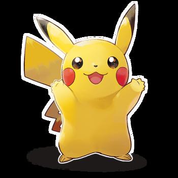 Partnerowy Pikachu