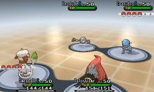 Double Battle VI