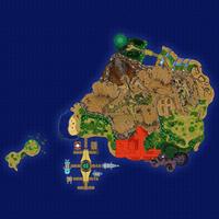 Map Poni Starożytna Ścieżka Poni