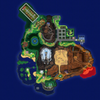 Map Ula-Ula Zaciszny Brzeg