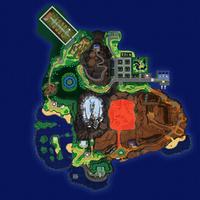 Map Ula-Ula Pustynia Haina