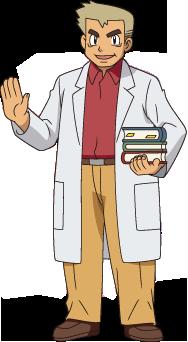 Professor Oak XY