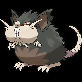 A. Raticate
