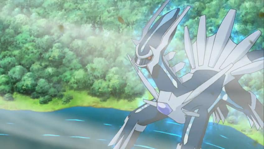 Dialga anime movie 12