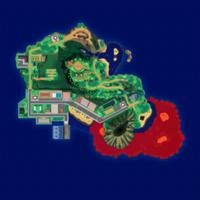 Map Mele-Mele Morze Melemele