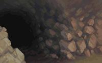 HGSS Union Cave-Night