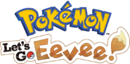 Pokémon Lets Go Eevee Logo