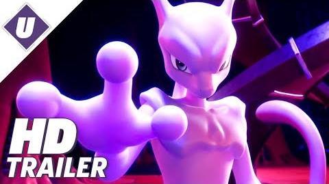 Mewtwo Strikes Back Evolution (2019) - Official Trailer (Japanese)