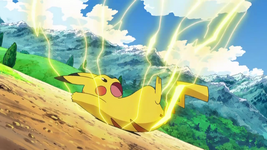 Pikachu Counter Shield