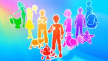 Team Battle anime