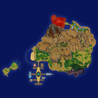 Map Poni Drzewo Bitew