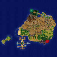 Map Poni Ruiny Nadziei