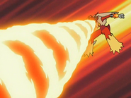 May Blaziken Fire Spin