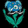 Florges Blue Flower Dream