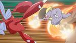 Ilima Mega Kangaskhan Power-Up Punch