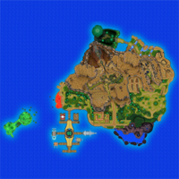USUM-Map Poni Plaża Poni