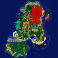 Map Akala Park Wulkanu Wela