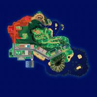 Map Mele-Mele Trasa 2 (Alola)