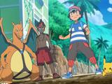 Lista odcinków Pokémon Seria: Słońce i Księżyc