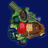 Map Ula-Ula Góra Lanakila