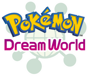 Pokémon Dream World logo
