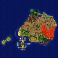 Map Poni Równiny Poni