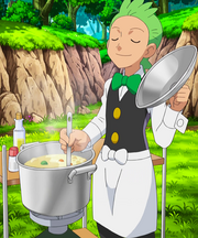 EP693 Cilan making lunch