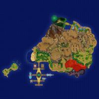 Map Poni Gaj Poni