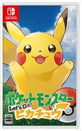 Lets Go Pikachu JP boxart