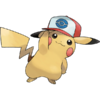 Pikachu-Unova