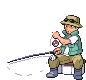 Spr B2W2 Fisherman