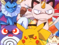 Butch's Controlled Pokémon
