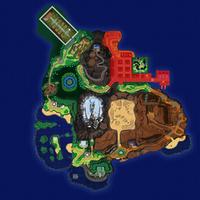 Map Ula-Ula Miasto Malie
