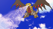F12 Giratina dimension transfer power
