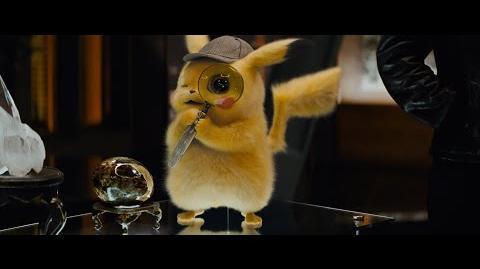 POKÉMON Detektyw Pikachu– Oficjalny zwiastun 2