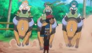 Tauros Racing anime