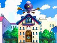 Hearthome Gym anime