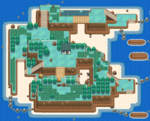 Unova Route 18 Summer BW