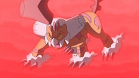 Landorus Therian anime