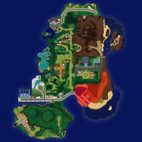Map Akala Wielki Kurort Hano