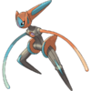 Deoxys-Speed