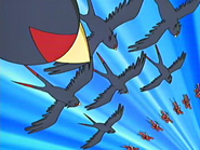 Ash Swellow Double Team