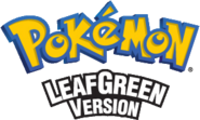 Pokemon LeafGreen Logo EN
