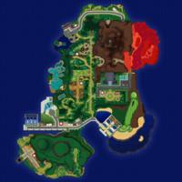 Map Akala Trasa 7 (Alola)