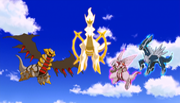 F12 Featured Pokémon