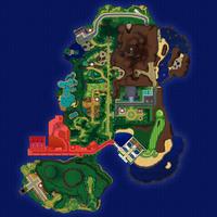 Map Akala Miasto Heahea