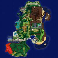 Map Akala Miasto Konikoni