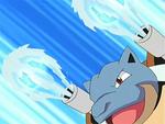 Gary Blastoise Hydro Cannon