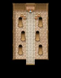 Relic Castle B7F Volcarona Room BWB2W2