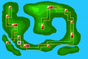 Map Quake Catacombs